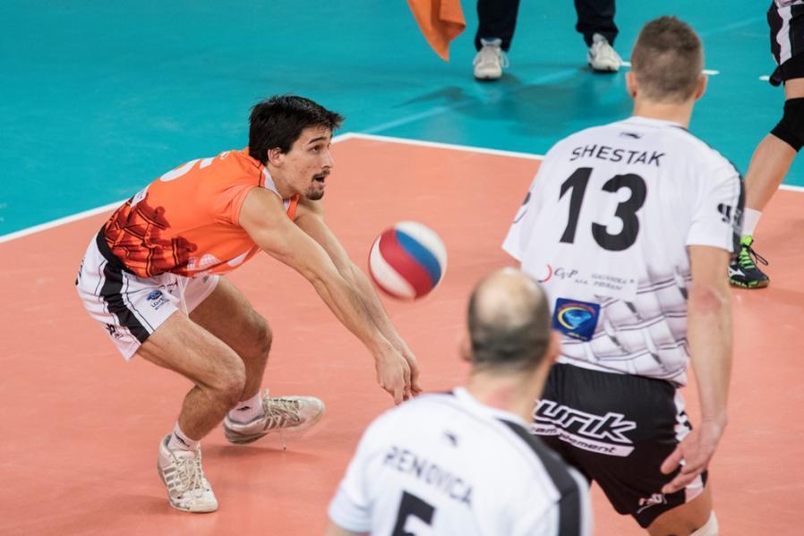 Fotogalerie - Čtvrtfinále play-off (6. zápas): Euro Sitex Příbram - České Budějovice