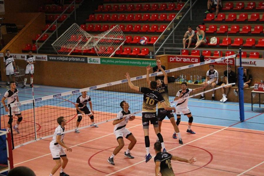 A-tým: Volejbalový turnaj - O pohár SZM
